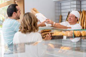 Corner and mega bakeries